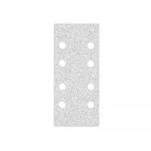 50 Feuilles abrasives auto-agrippants MioTools pour ponceuse vibrante - 186 x 93 mm - grain 60 - 8 trous de la marque MioTools image 0 produit