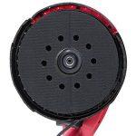 Arebos ponceuse à bras différents modèles (750 watt, Ø 225 mm, régulation de vitesse, bras télescopique, système d'aspiration, tête pivotante, 6 disques abrasifs) de la marque Arebos image 1 produit