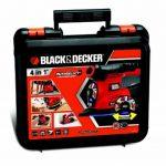 Black + Decker KA280K Multiponceuse Autoselect 2 Vitesses de la marque Black-Decker image 1 produit