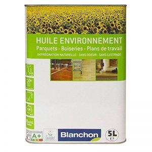 Blanchon - Huile pour parquet environnement - Coloris.Bois naturel - Cond. l.5 - de la marque Blanchon image 0 produit