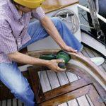 """Bosch Ponceuse excentrique""""Easy"""" PEX 220 A avec Microfiltre, plateau de ponçage et une feuille abrasive 0603378000 de la marque Bosch image 1 produit"""