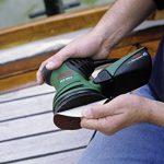"""Bosch Ponceuse excentrique""""Easy"""" PEX 220 A avec Microfiltre, plateau de ponçage et une feuille abrasive 0603378000 de la marque Bosch image 2 produit"""