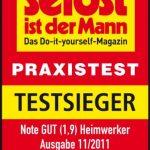 """Bosch Ponceuse excentrique """"Expert"""" PEX 400 AE avec coffret et 1 papier abrasif 06033A4000 de la marque Bosch image 1 produit"""