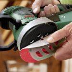 """Bosch Ponceuse excentrique """"Expert"""" PEX 400 AE avec coffret et 1 papier abrasif 06033A4000 de la marque Bosch image 4 produit"""