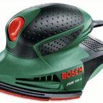 Bosch Ponceuse Multi PSM 100 A compacte et puissante avec coffret et 3 feuilles abrasives 06033B7000 de la marque Bosch image 1 produit