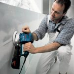 Bosch Professional 0601372768 Ponceuse excentrique GEX 150 AC, Bleu de la marque Bosch Professional image 3 produit
