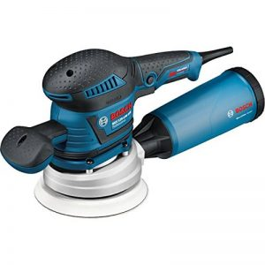 Bosch Professional 060137B101 Ponceuse excentrique GEX 125-150 AVE, 400 W L-BOXX, Bleu de la marque Bosch Professional image 0 produit