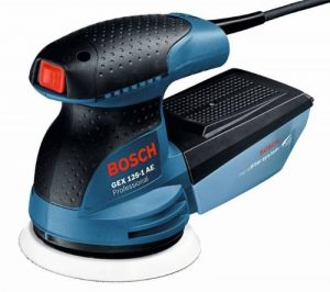 Bosch Professional 0601387501 Ponceuse excentrique GEX 125-1 AE 250 W de la marque Bosch Professional image 0 produit