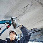 Bosch Professional 0601776000 Ponceuse à béton GBR 15 CA 1500 W 9300 tours/min de la marque Bosch Professional image 2 produit