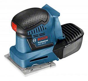 Bosch Professional 06019D0201 Ponceuse Vibrante sans Fil, 18 V, Bleu de la marque Bosch Professional image 0 produit