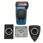 Bosch Professional 06019D0201 Ponceuse Vibrante sans Fil, 18 V, Bleu de la marque Bosch Professional image 3 produit
