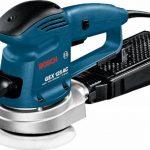 Bosch Professional - GEX 125 AC - Ponceuse Excentrique Filaire - 340 W de la marque Bosch Professional image 1 produit