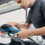 Bosch Professional GEX 150 Turbo excentrique sander lb-600w de la marque Bosch Professional image 3 produit