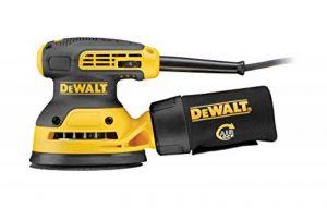 Dewalt DWE6423-QS Ponceuse excentrique, 280 W, Jaune/noir, 125 mm de la marque DeWalt image 0 produit