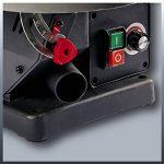 Einhell Scie à chantourner TC-SS 405 E (120 W, Longueur de lame 127 mm, Dimensions de la table 408 x, Livré avec lames) de la marque Einhell image 2 produit