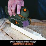 Evolution Minibeltsander Mini ponceuse à bande 280 W de la marque Evolution image 3 produit