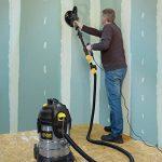 Fartools DWS 710E Ponceuse murale à placoplâtre télescopique 710 W Diamètre de l'abrasif 225 mm Vitesse de rotation 600-1500 tr/min de la marque Fartools image 4 produit