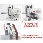 Klinkamz DIY Mini ponceuse à bande Cutter Apex Edge Aiguiseur polissage/polissage machine Outil de la marque Klinkamz image 4 produit