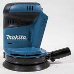 Makita DBO180ZJ Ponceuse excentrique sans fil en coffret MAKPAC sans batterie ni chargeur 18 V 125mm de la marque Makita image 3 produit