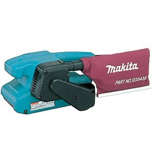 Makita - Ponceuse à bande 650W - 9911 de la marque Makita image 0 produit