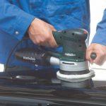 Metabo - 600131000 - SXE 425 Turbotec - Ponceuse excentrique - 425 pièces (Import Allemagne) de la marque Metabo image 2 produit