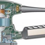 Metabo - Intec FSX 200 - Ponceuse excentrique de poing (Import Allemagne) de la marque Metabo image 3 produit