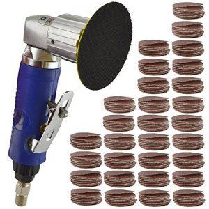 """Meuleuse d'angle de l'air 2"""" et 300 Pack 40 120 tampons de 240 Grains de la marque AB Tools-US Pro image 0 produit"""