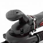 Ponceuse à plâtre MENZER TSW 225 AV avec système de tête interchangeable et système d'aspiration intégré/avec kit d'abrasifs de la marque MENZER image 4 produit