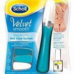 Scholl - Velvet Smooth Sublime Ongles - système électrique - Kit de la marque Scholl image 1 produit