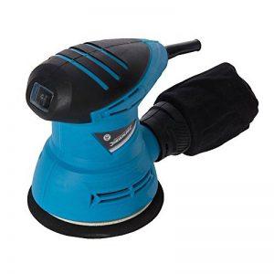 Silverline 870944 Ponceuse orbitale excentrique 125 mm, 240 W, 240 V, Blue de la marque Silverline image 0 produit