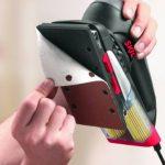 Skil 7366AC Ponceuse Vibrante (240W, 92 x 185 mm, Pressure Control, Sac à Poussière, 30 Feuilles abrasives, Coffret) de la marque SKIL image 4 produit