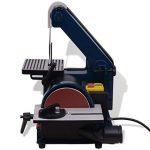 vidaXL Ponceuse à Bande Disque 300 W Machine à Polir Ponceuse Meulage Ponçage de la marque vidaXL image 2 produit