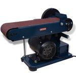 vidaXL Ponceuse à Bande Disque 375 W Machine à Polir Ponceuse Meulage Ponçage de la marque vidaXL image 2 produit
