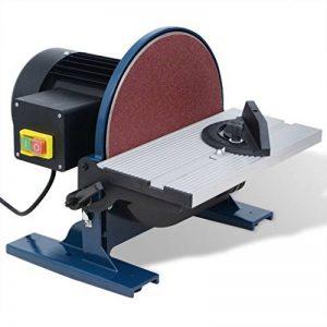 vidaXL Ponceuse à Disque 550 W 254 mm Machine à Polir Ponceuse Ponçage Meulage de la marque vidaXL image 0 produit