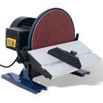 vidaXL Ponceuse à Disque 550 W 254 mm Machine à Polir Ponceuse Ponçage Meulage de la marque vidaXL image 1 produit