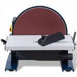 vidaXL Ponceuse à Disque 550 W 254 mm Machine à Polir Ponceuse Ponçage Meulage de la marque vidaXL image 2 produit