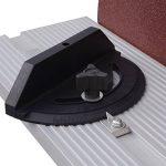 vidaXL Ponceuse à Disque 550 W 254 mm Machine à Polir Ponceuse Ponçage Meulage de la marque vidaXL image 3 produit