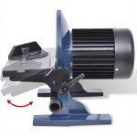 vidaXL Ponceuse à Disque 550 W 254 mm Machine à Polir Ponceuse Ponçage Meulage de la marque vidaXL image 4 produit